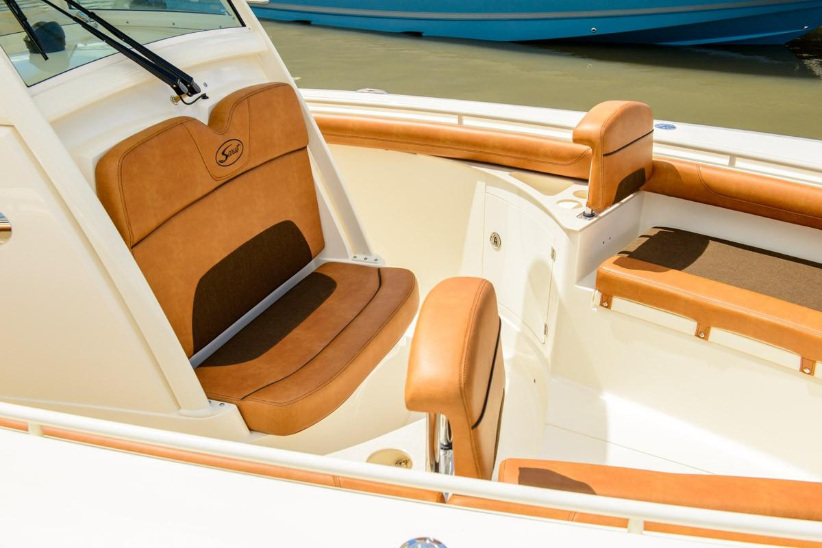 2019 Scout Boats 275 LXF in Bridgeport, New York - Photo 8