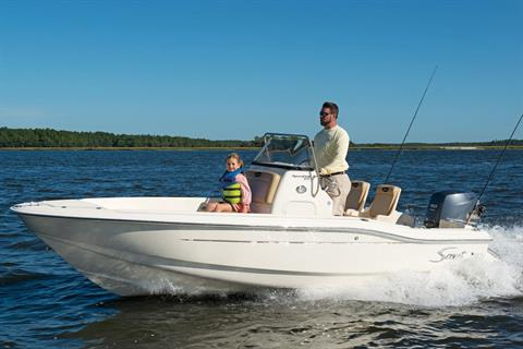 2020 Scout Boats 175 Sportfish in Bridgeport, New York - Photo 1