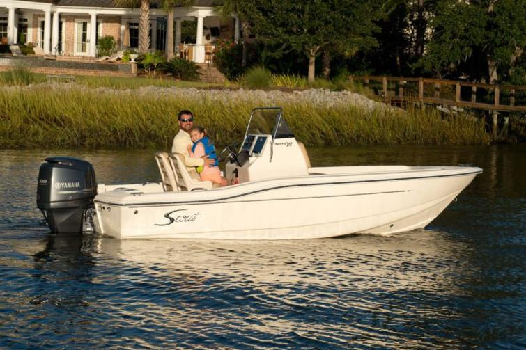 2020 Scout Boats 175 Sportfish in Bridgeport, New York - Photo 2