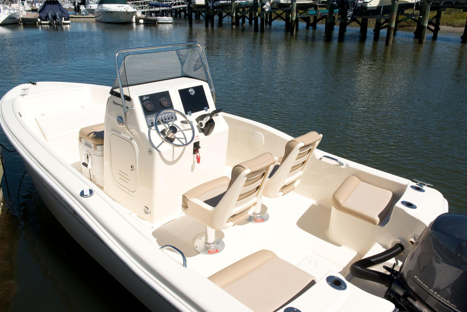 2020 Scout Boats 175 Sportfish in Bridgeport, New York - Photo 4