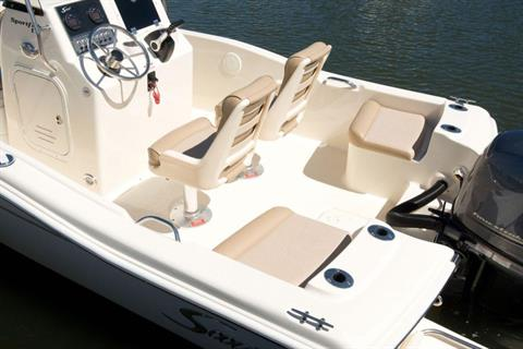 2020 Scout Boats 175 Sportfish in Bridgeport, New York - Photo 7
