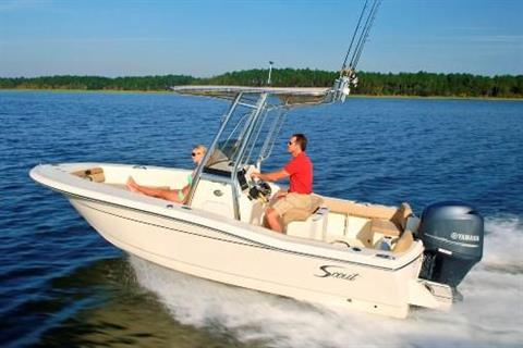 2020 Scout Boats 195 Sportfish in Bridgeport, New York - Photo 2