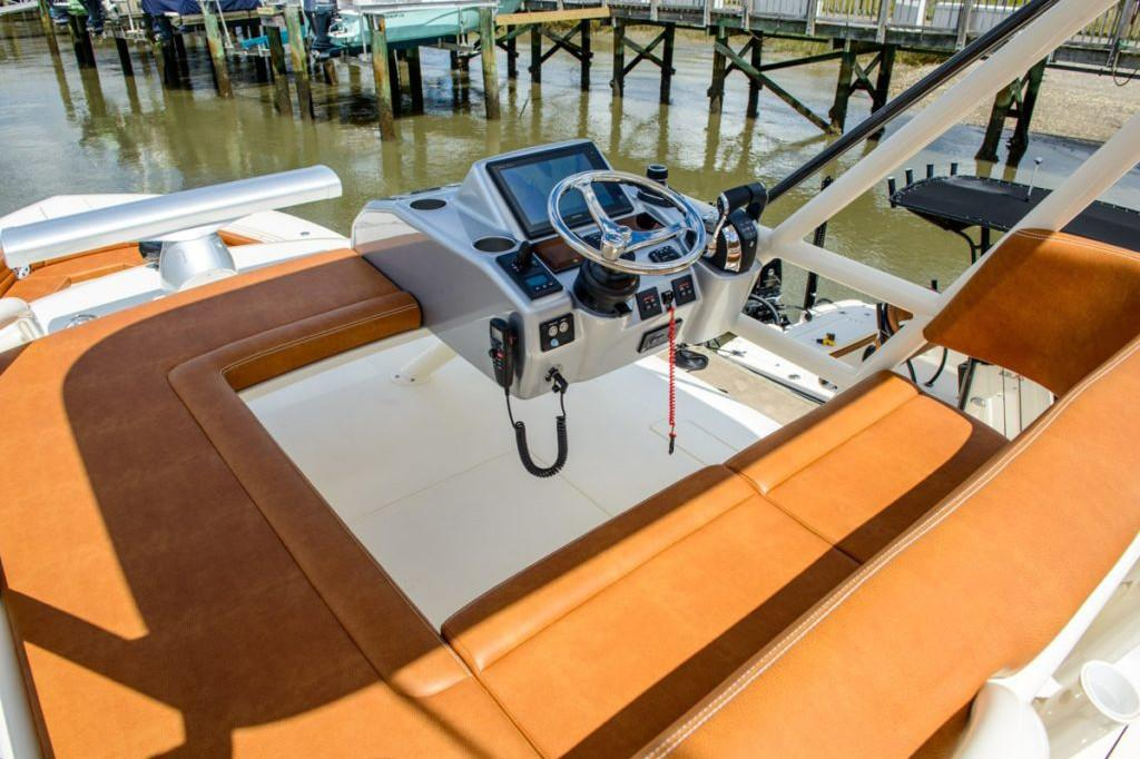 2020 Scout Boats 420 LXF in Bridgeport, New York - Photo 12