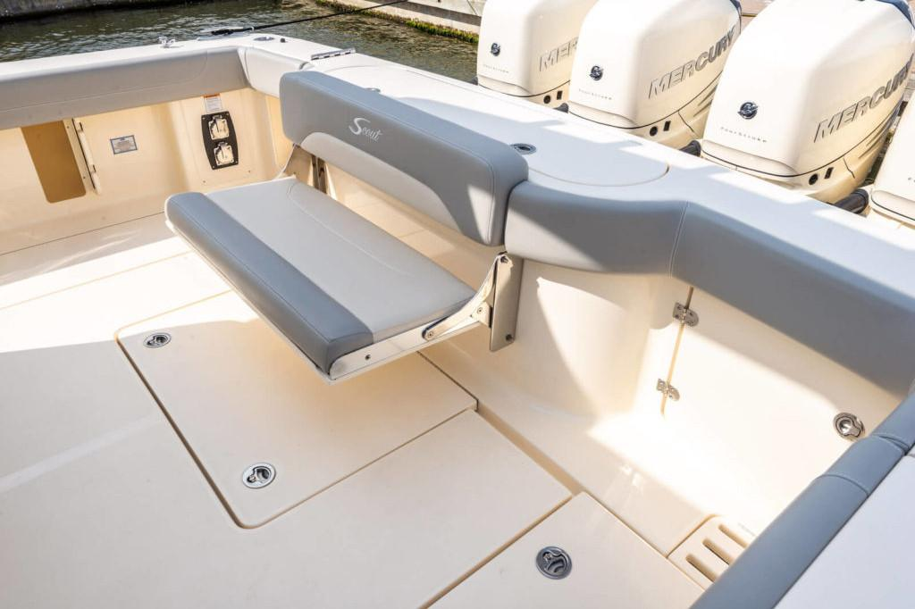 2020 Scout Boats 420 LXF in Bridgeport, New York - Photo 24