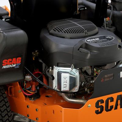 2016 SCAG Power Equipment SFZ48-22KT in Lancaster, South Carolina