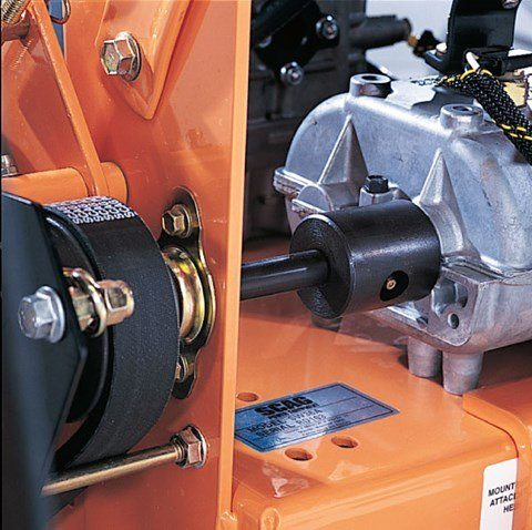 2017 SCAG Power Equipment SW Belt-Drive (SW36A-14FS) in Red Wing, Minnesota