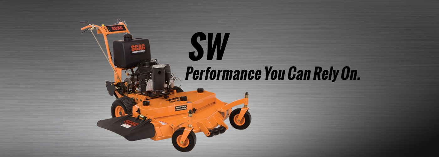 2017 SCAG Power Equipment SW Belt-Drive (SW36A-14FS) in Marietta, Georgia