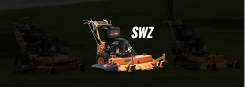 2017 SCAG Power Equipment SW Hydro-Drive (SWZ36A-14FS) in Marietta, Georgia