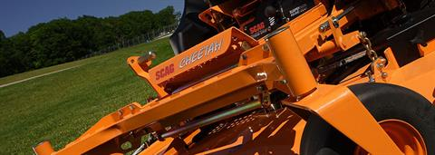2017 SCAG Power Equipment Cheetah - 48 in. / 52 in. (SCZ52V-23FX) in Beaver Dam, Wisconsin