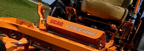 2017 SCAG Power Equipment Cheetah (SCZ52V-28BS) in Marietta, Georgia