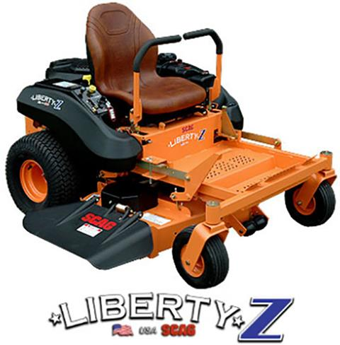 2017 SCAG Power Equipment Liberty Z (SZL36-18FR) in Marietta, Georgia