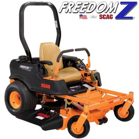 2017 SCAG Power Equipment Freedom Z (SFZ52-24KT) in Marietta, Georgia