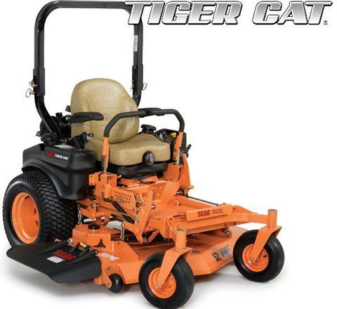 2017 SCAG Power Equipment Tiger Cat (*STC52V-25CV-EFI) in Red Wing, Minnesota