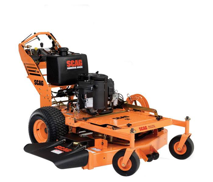 New 2018 SCAG Power Equipment SWZT Hydro-Drive Walk Behind