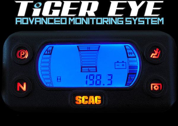 2018 SCAG Power Equipment Cheetah - 61 in. (SCZ61V-31FX) in Georgetown, Kentucky