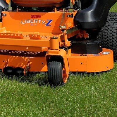 New 2018 SCAG Power Equipment Liberty Z (SZL36-18FR) Lawn