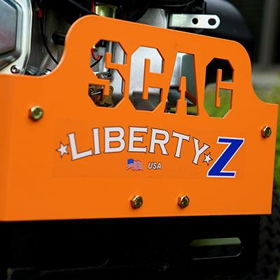 2018 SCAG Power Equipment Liberty Z (SZL48-18FR) in Francis Creek, Wisconsin