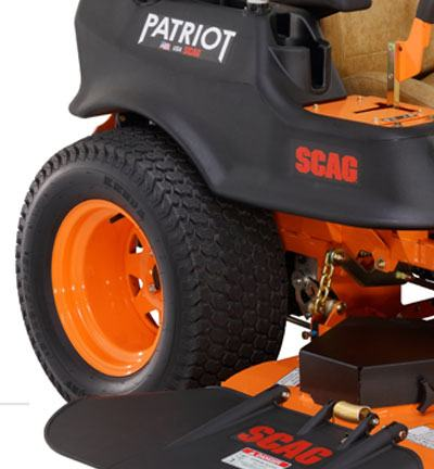 2018 SCAG Power Equipment Patriot (SPZ61-23FX) in New Braunfels, Texas