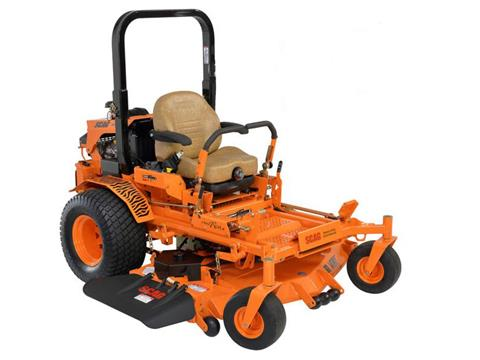 2018 SCAG Power Equipment Turf Tiger II 61 in. 26hp in Marietta, Georgia