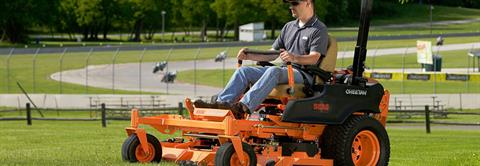 2019 SCAG Power Equipment Cheetah 61 in. 31 hp Kawasaki Zero Turn Mower in Chillicothe, Missouri - Photo 7