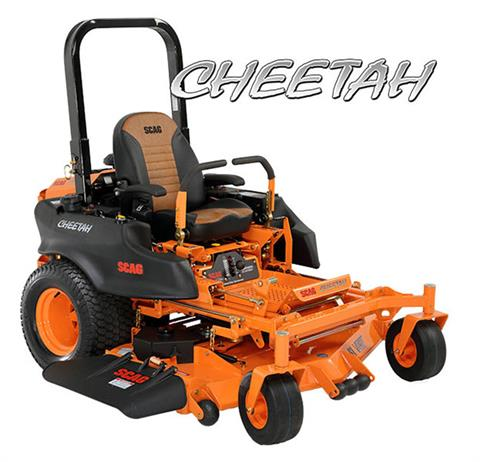 2019 SCAG Power Equipment Cheetah (SCZ61V-35CV-EFI) in Charleston, Illinois