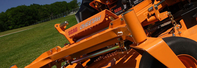 2019 SCAG Power Equipment Cheetah 72 in. 37 hp Briggs Vanguard EFI Zero Turn Mower in Beaver Dam, Wisconsin - Photo 6