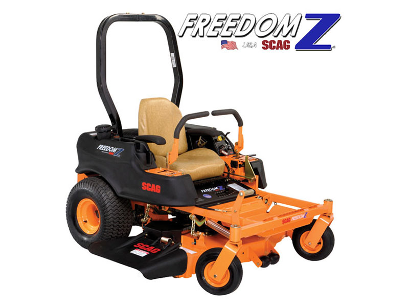 2019 SCAG Power Equipment Freedom Z Zero-Turn Kohler 48 in. 22 hp in South Hutchinson, Kansas - Photo 1