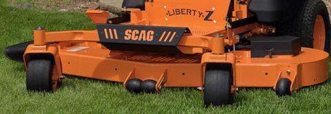2019 SCAG Power Equipment Liberty Z 61 in. 26 hp Kohler Zero Turn Mower in Glasgow, Kentucky - Photo 5