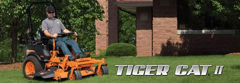 2019 SCAG Power Equipment Tiger Cat II 48 in. 22 hp Kawasaki Zero Turn Mower in La Grange, Kentucky - Photo 2