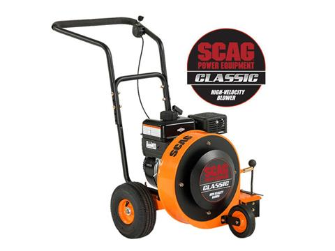SCAG Power Equipment Wheeled Blowers Classsic Briggs & Stratton 6.5 hp in South Hutchinson, Kansas