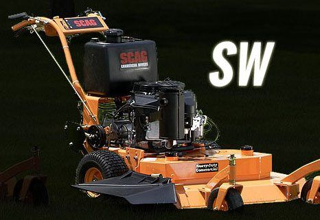 2019 SCAG Power Equipment SW Belt-Drive (SW48V-14FS) in La Grange, Kentucky