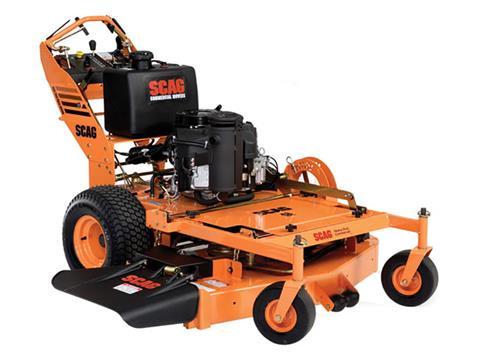 2019 SCAG Power Equipment SWZ Hydro-Drive Large Frame Walk Behind Kawasaki 61 in. 22 hp in Terre Haute, Indiana