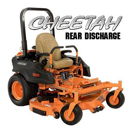 2020 SCAG Power Equipment Cheetah 61 in. Kawasaki RD 31 hp in Fond Du Lac, Wisconsin