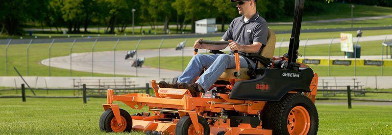 2020 SCAG Power Equipment Cheetah 61 in. Kawasaki RD 31 hp in Glasgow, Kentucky - Photo 7