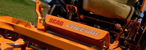 2020 SCAG Power Equipment Cheetah 61 in. Kawasaki RD 31 hp in Beaver Dam, Wisconsin - Photo 8
