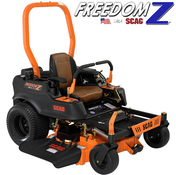 2020 SCAG Power Equipment Freedom Z 48 in. Kohler 22 hp in Glasgow, Kentucky - Photo 1