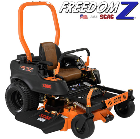 2020 SCAG Power Equipment Freedom Z 52 in. Kohler 24 hp in Francis Creek, Wisconsin