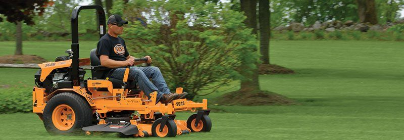 2020 SCAG Power Equipment Turf Tiger II 61 in. Briggs-Vanguard EFI 37 hp in Terre Haute, Indiana - Photo 4