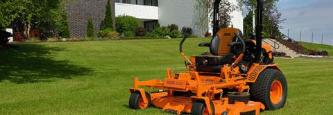 2020 SCAG Power Equipment Turf Tiger II 61 in. Kubota Diesel 25 hp in Glasgow, Kentucky - Photo 5