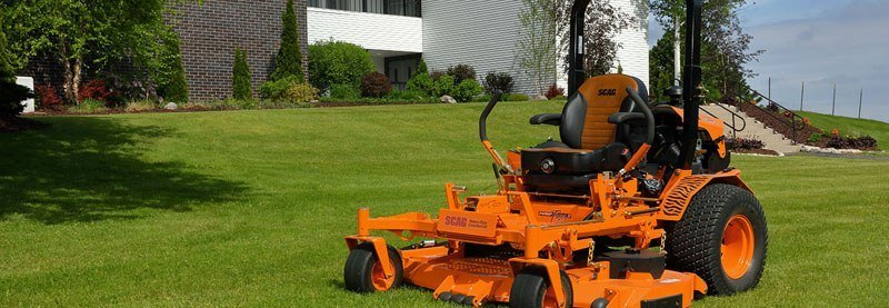 2020 SCAG Power Equipment Turf Tiger II 72 in. Kubota Diesel 25 hp in Glasgow, Kentucky - Photo 5