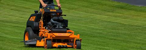 2019 SCAG Power Equipment V-Ride II 52 in. 25 hp Kohler EFI Zero Turn Mower in Glasgow, Kentucky - Photo 5