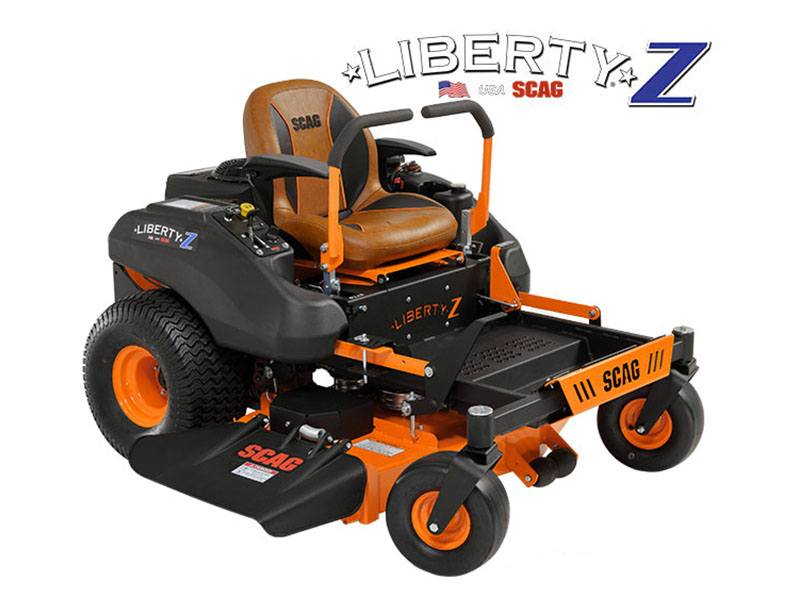 2020 SCAG Power Equipment Liberty Z 52 in. Kawasaki 23 hp in Georgetown, Kentucky