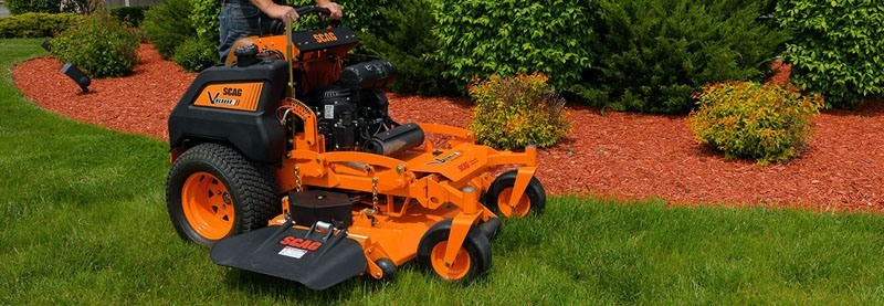 2020 SCAG Power Equipment V-Ride II 32 in. Kawasaki 16 hp in Terre Haute, Indiana - Photo 5