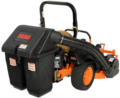 SCAG Power Equipment Fabric 2-Bag Grass Collection System in South Hutchinson, Kansas