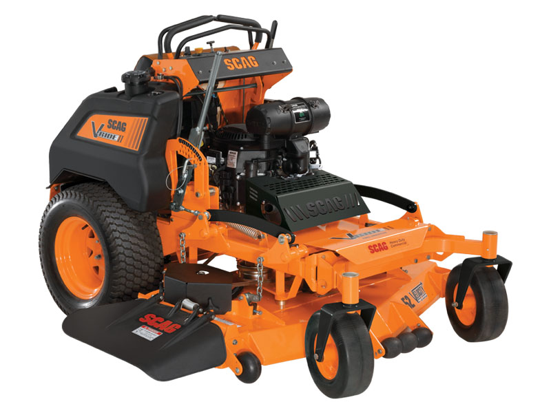 2021 SCAG Power Equipment V-Ride II 52 in. Kohler EFI 25 hp in Georgetown, Kentucky