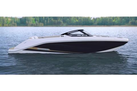 2016 Scarab 215 H.O. Platinum in Goldsboro, North Carolina