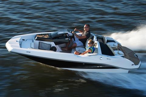 2017 Scarab 165 H.O. Platinum in Hutchinson, Minnesota