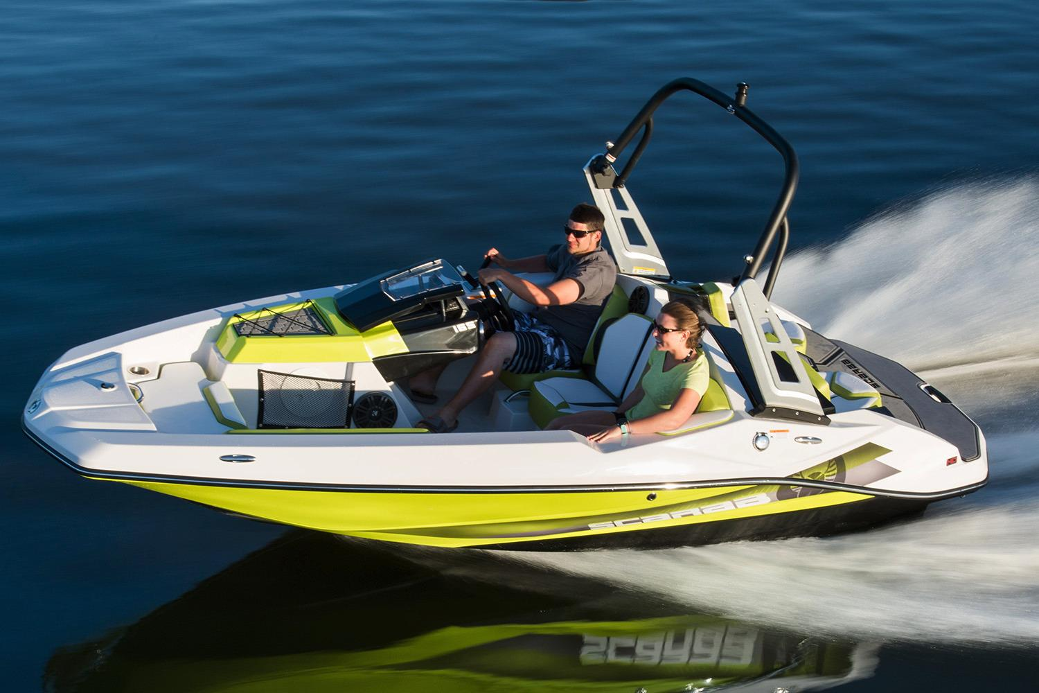 2017 Scarab 165 Impulse in East Tawas, Michigan