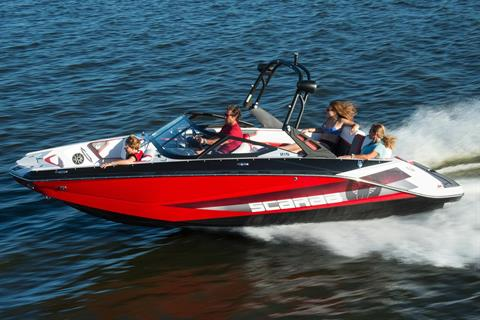 2017 Scarab 215 Impulse in East Tawas, Michigan