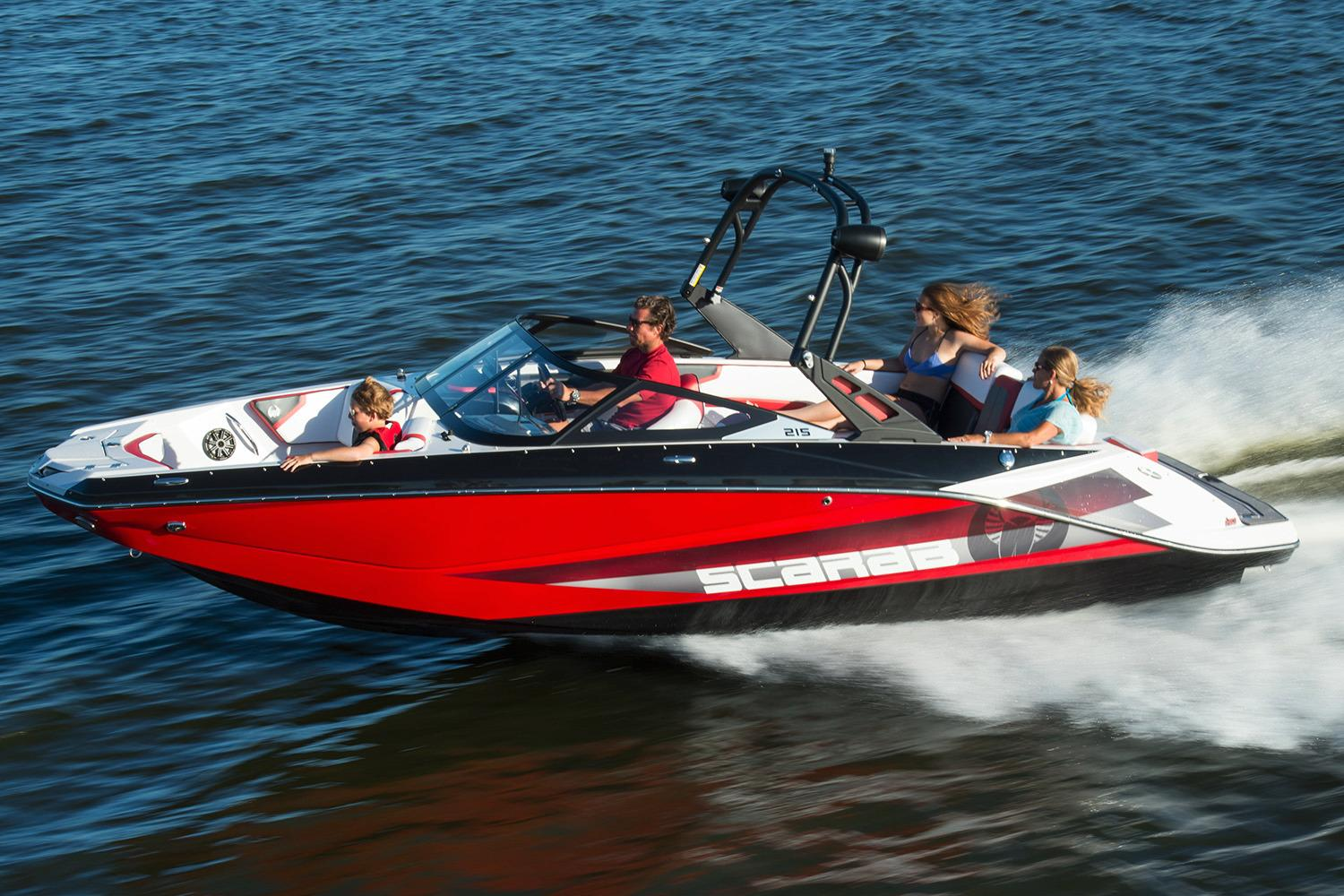 2017 Scarab 215 Impulse in Goldsboro, North Carolina
